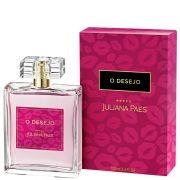 Perfume O Desejo Juliana Paes Deo Colônia Feminino com 100ml