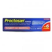 Proctosan Pomada 20g com 6 Aplicadores