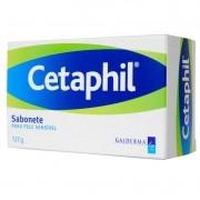 Sabonete Barra Cetaphil para Pele Sensivel com 127g