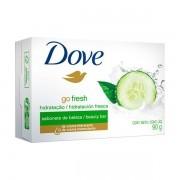 Sabonete Dove go fresh Hidratação Fresca 90g