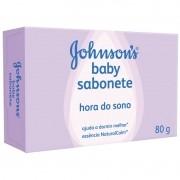 Sabonete Johnsons Baby Hora do Sono com 80g