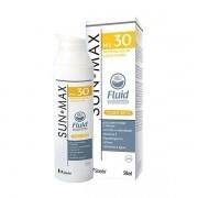 Sun Max Fluid Oil Control FPS 30 com 50ml