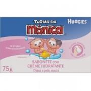 Turma da Monica Sabonete com Creme Hidratante com 75g