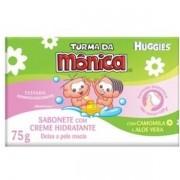 Turma da Monica Sabonete com Creme Hidratante Com Camomila e Aloe Vera 75g