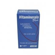 Vitaminerals Plus com 60 Comprimidos