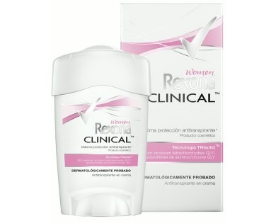 Antitranspirante Rexona Clinical Women com 48g