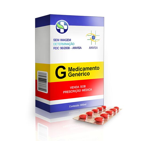 Cloridrato de Ticlopidina 250mg com 30 Comprimidos Genérico Medley