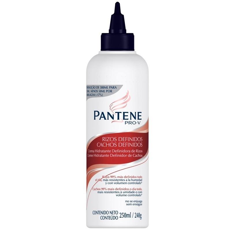 Creme de Pentear Pantene Pro-v Cachos Definidos - 250ml