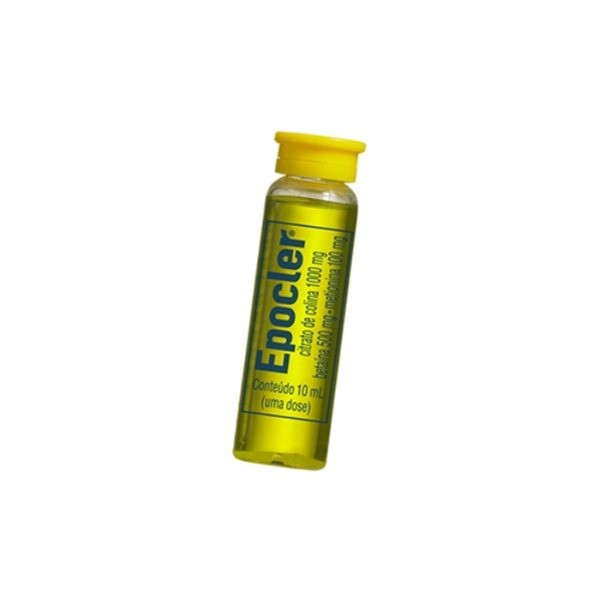Epocler Flaconete Sabor Abacaxi com 10ml