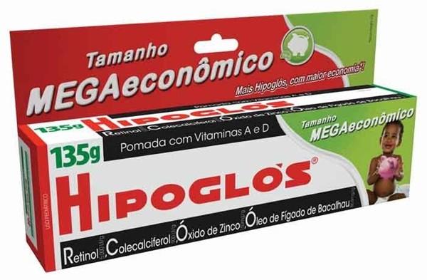 Hipoglos Pomada Mega Economica 135g