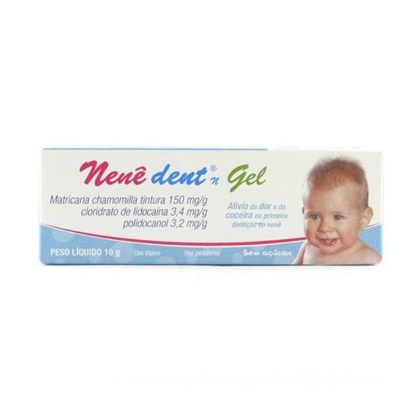 Nene Dent Gel com 10g