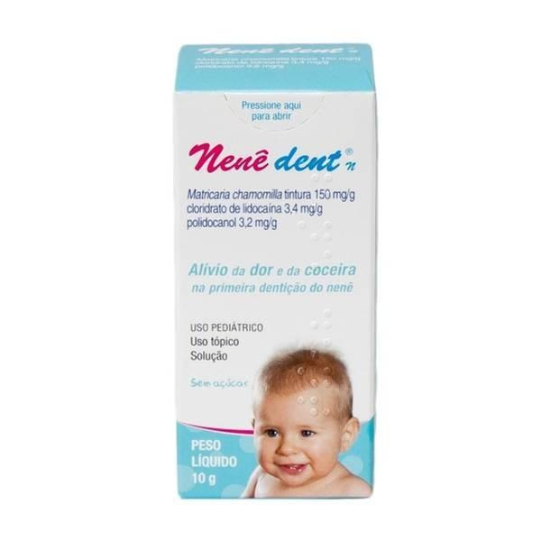 Nene Dent Liquido com 10g
