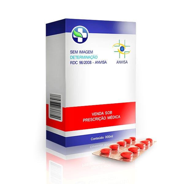 Procoralan 5mg com 56 Comprimidos Revestidos