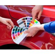 CURSO DE COLORIMETRIA AUTOMOTIVA 40h
