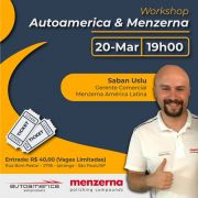 Workshop Menzerna e Autoamerica