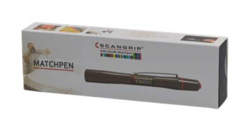"""Lanterna """"caneta"""" Scangrip MATCHPEN com LED"""