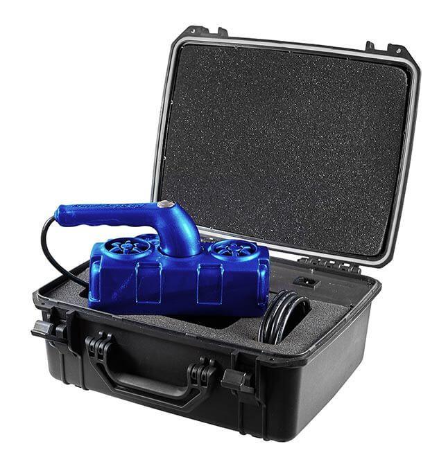 MAQUINA FAST CURING TECNOLOGIA DE SECAGEM UV VERSÃO BOX