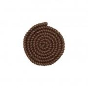 Crepe Hair -Cabelo crepe de lã para bigodes falsos e Pêlos faciais-  Castanho médio WH10