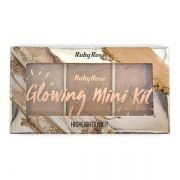 Glowing Mini Kit Ruby Rose cor 2