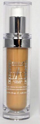 Atelier Paris Base Líquida resistente a água 30ml FLW4NB