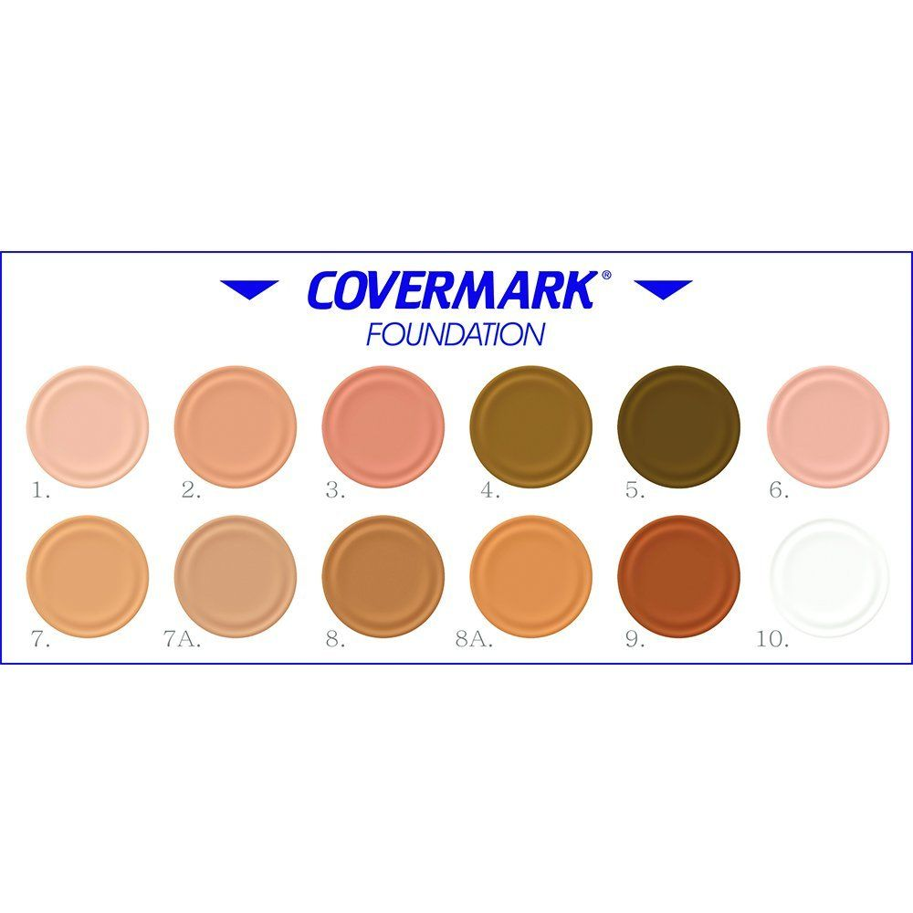 Base Face Foundation covermark 07