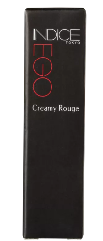 Batom cremoso Indice tokyo ego creamy 3,8g
