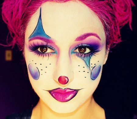 Clown Dourado catharine hill pintura facial 4g 2218/8a