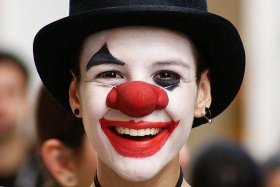 Clown Verde Catharine Hill 4gr pintura facial 2218/6a