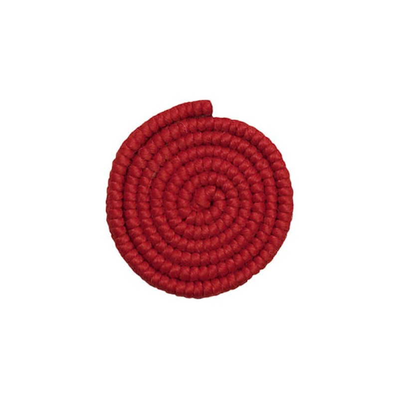 Crepe Hair -Cabelo crepe de lã para bigodes falsos e Pêlos faciais-  Vermelho