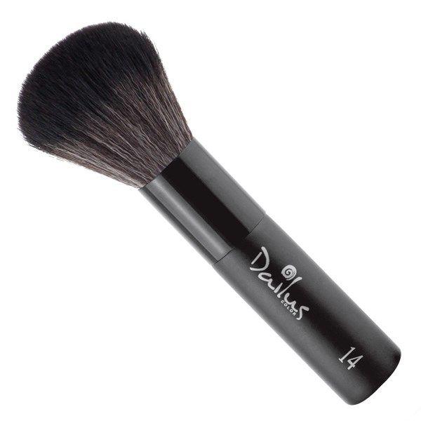 Pincel maquiagem para Pó Dailus Ds 14