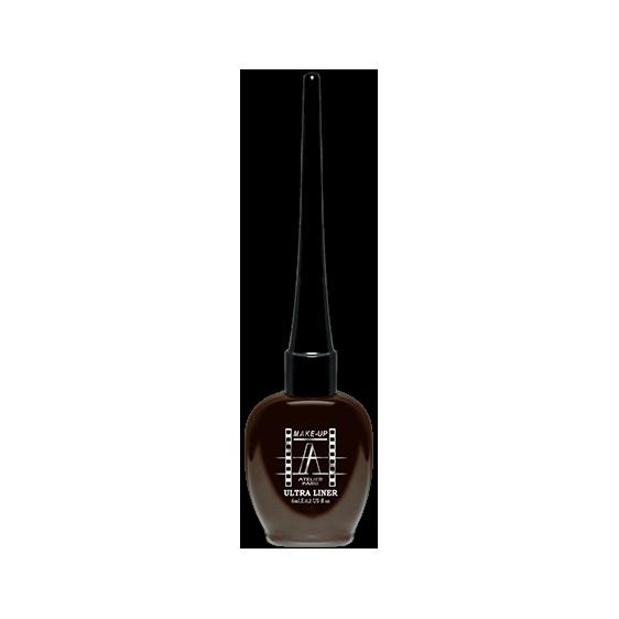 Delineador Liquido Atelier Paris marrom- 6ml