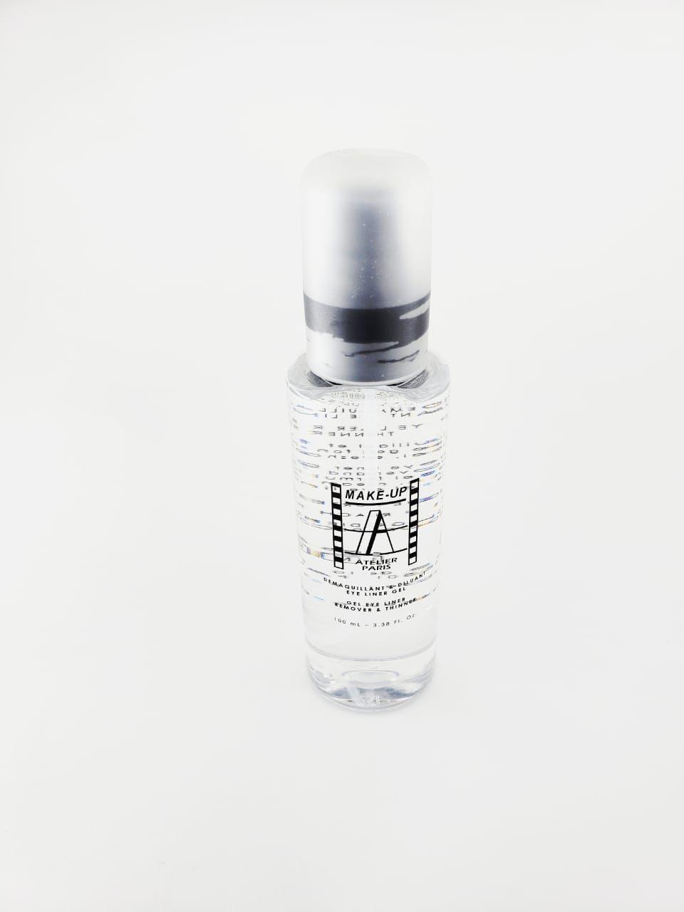Demaquilante e diluente de delineadores Atelier Paris 100 ml