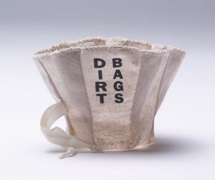 Dirt Bags- Saco para aplicar pó de sujeira cenográfica