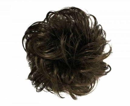 Elástico com cabelo sintético xuxinha