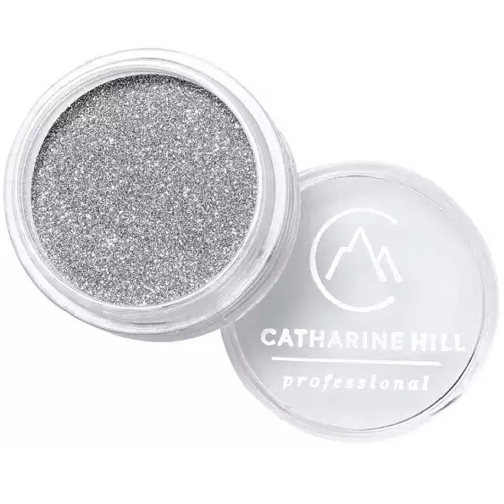 Glitter fino  Prata  claro Catharine Hill 2228/E9