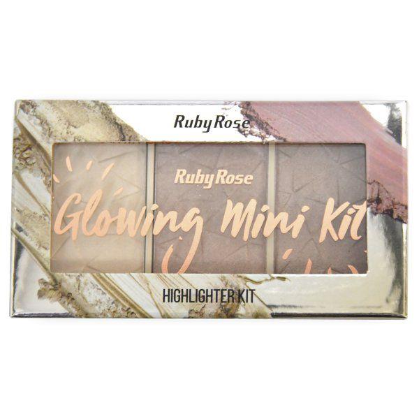Glowing Mini Kit Ruby Rose cor 1