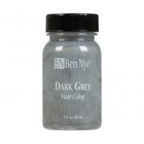 Hair Color ( maquiagem para cabelo) cinza escuro Ben Nye- 59ml