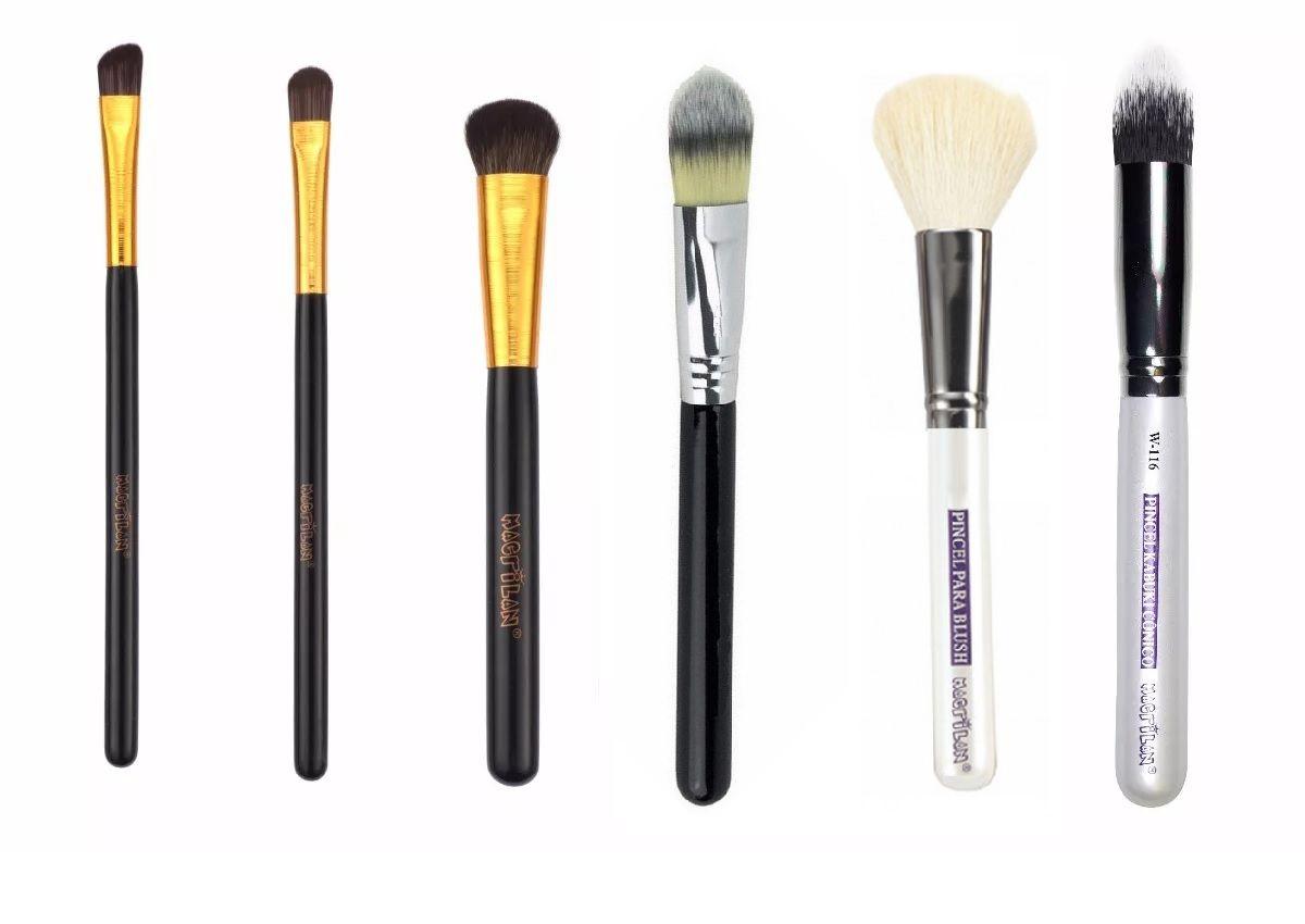 Kit de maquiagem Pincéis Profissionais