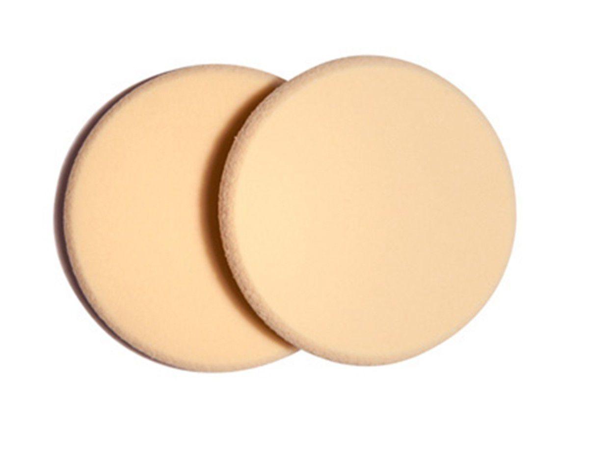 Kit de pinceis maquiagem 6 unidades Splendor + esponja