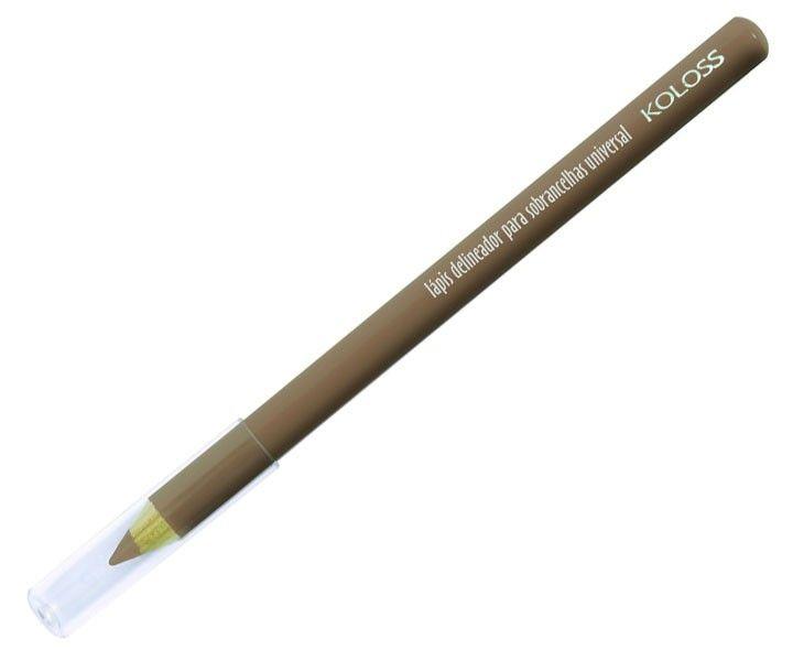 Lápis Delineador Universal para sobrancelha Koloss