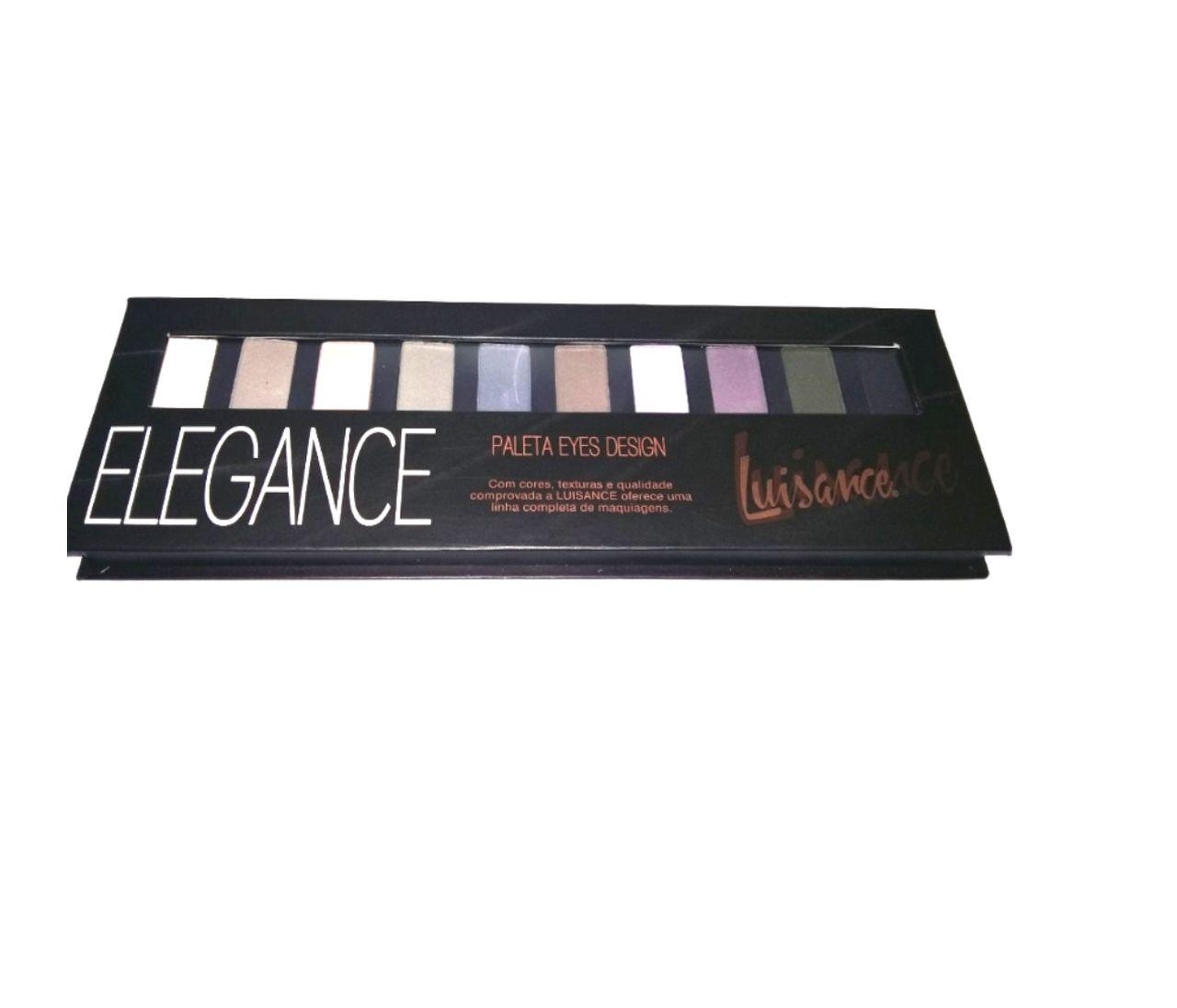 Paleta de Sombra Elegance Luisance