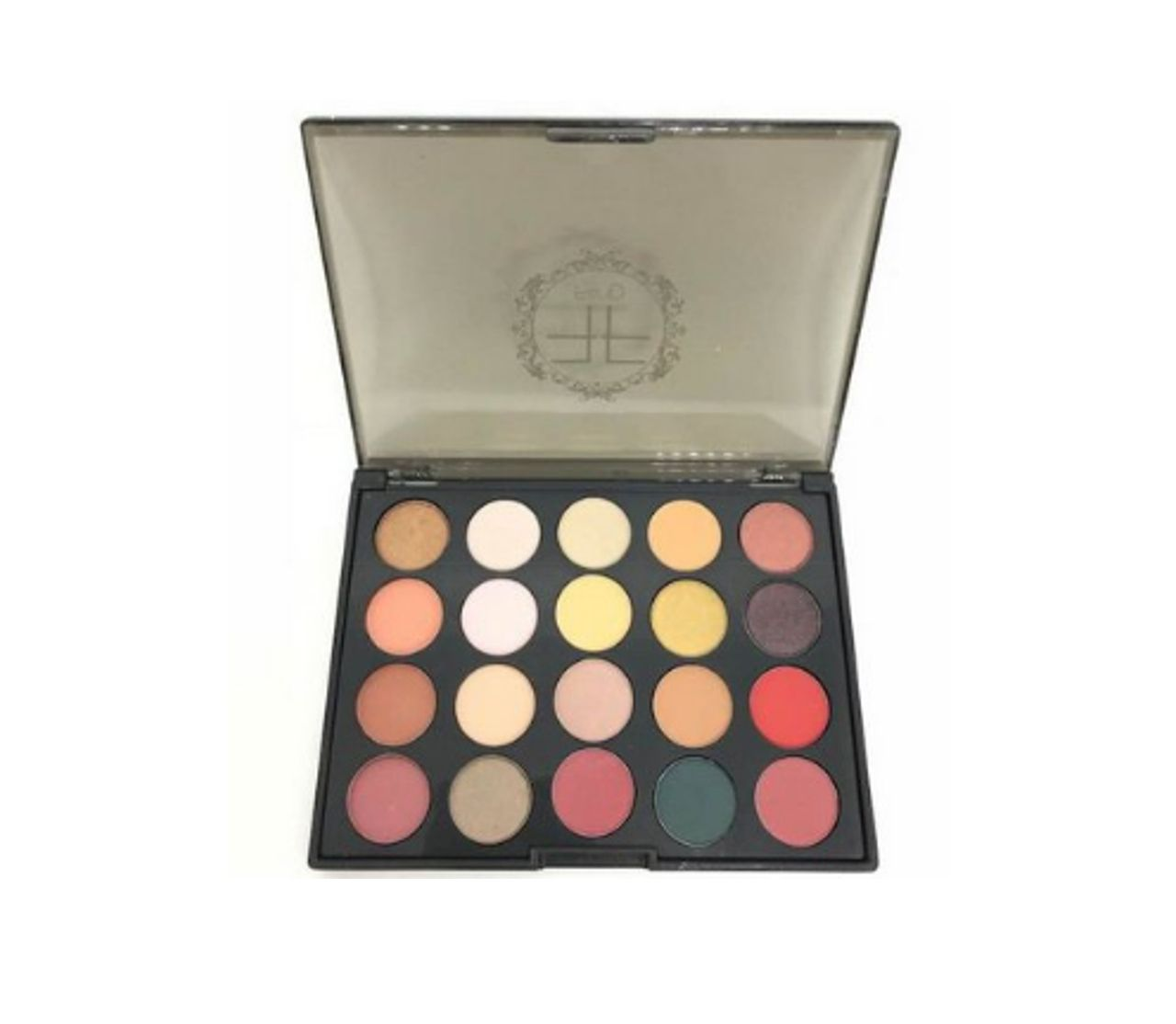 Paleta de sombras 01 Fand Make up