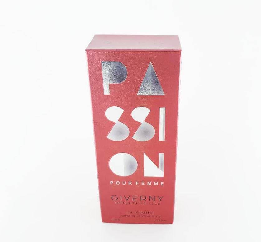 Perfume Giverny passion feminino 30 ml