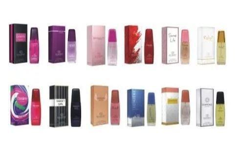 Perfume importado Giverny feminino compre 6 e ganhe 1 de brinde