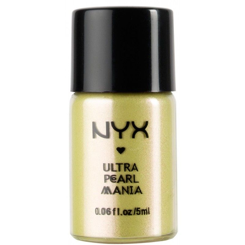 Pigmento Nyx (sombra Em Pó) Lp 09-  Lime Pearl