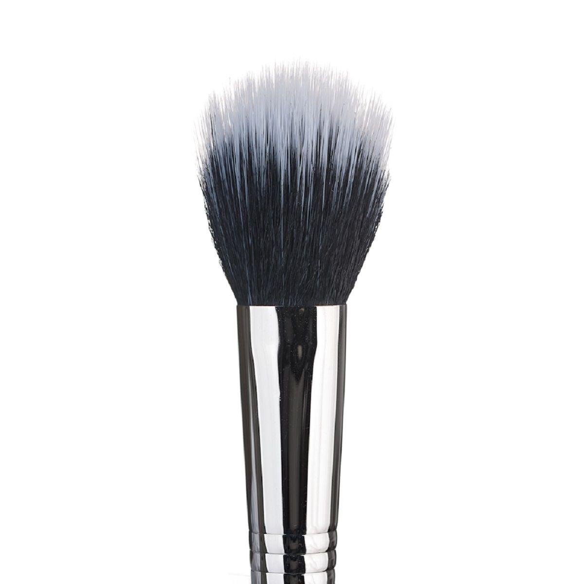 Pincel duo fiber p/ pó e blush Daymakeup F08