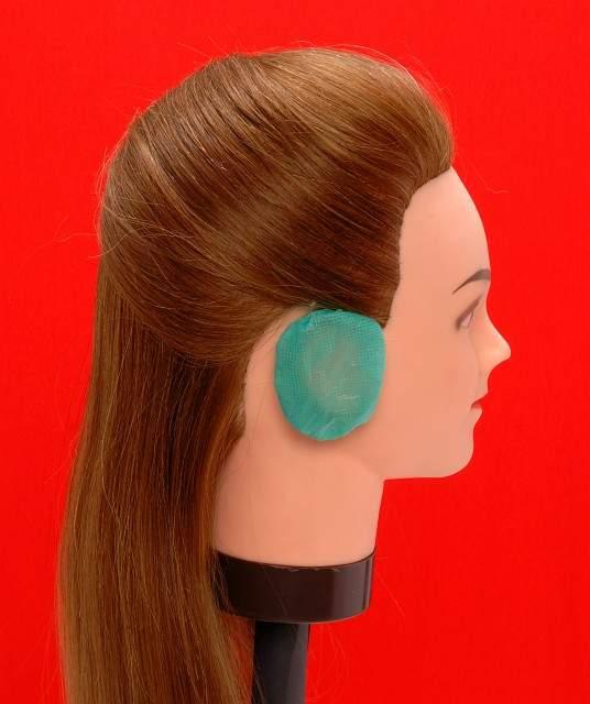 Protetor de orelha descartavel tnt c/ 20 un Santa clara