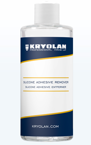 Silicone Adhesive Remover Kryolan 100 ml