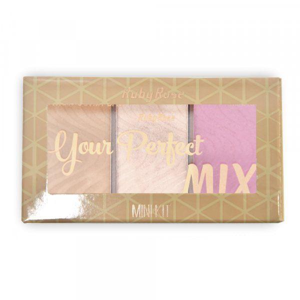 Your Perfect Mix Mini Kit Ruby Rose cor 1