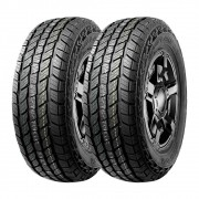Kit 2 Pneus Aderenza Aro 15 205/70R15 Openland AT E1 96H